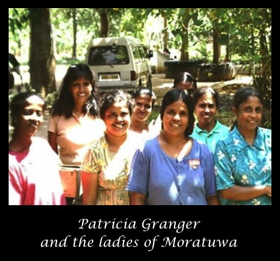 Honoring Patricia Granger