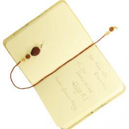 Chocolate Bookmark
